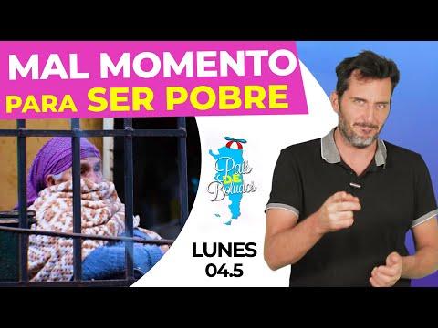 MAL MOMENTO para SER POBRE | PDB de tardecita | Lunes 04-05-20