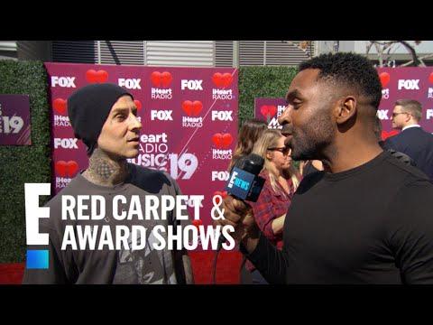 Travis Barker Clears Up Kourtney Kardashian Dating Rumors | E! Red Carpet & Award Shows