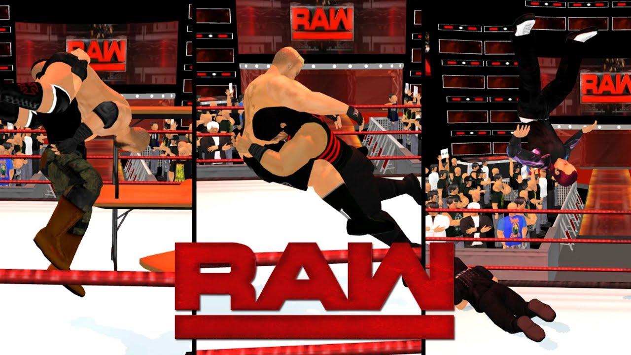WWE Finishers |WWE RAW- WR3D - Most Popular Videos