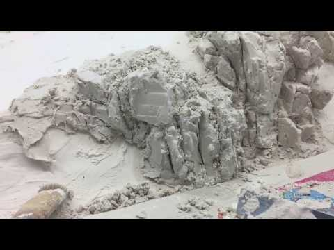 How to make realistic Rocks for your HO Model Train Layout – Part 1