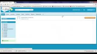 salesforce com crm administration adm 201 adm201 training part 1