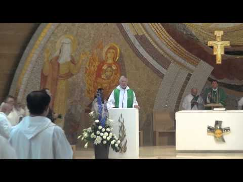 Kapituła Generalna   Msza z kardynałem   Rzym