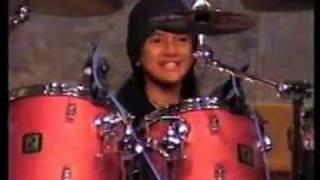 Download lagu Jeane Phialsa Sonor Drum Festival 2004 MP3