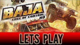 Baja Edge of control -4 Player Gameplay