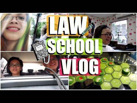 LAST LAW SCHOOL VLOG: Magazine feature, Haircut, Board Games, Studying, UP Diliman