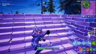 Annoying Fortnite storm glitch