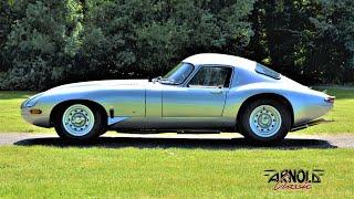 """Jaguar E-Type """"Low Drag"""" (Lindner-Lightweight) made by Arnold Classic Oldtimer"""