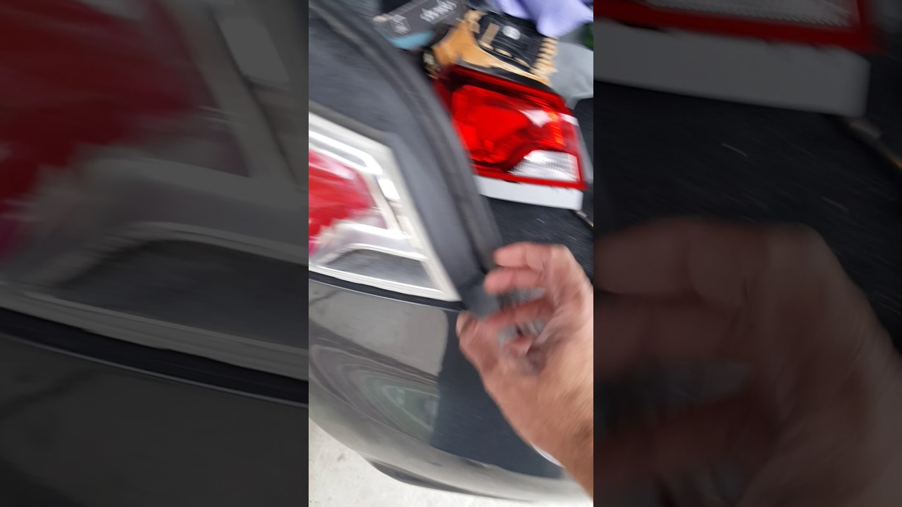 medium resolution of 06 impala tail light