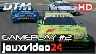 DTM Experience - Hockenheim Gameplay HD #2 (PC)