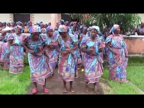 Bailundo group - Carnival in Angola 2013