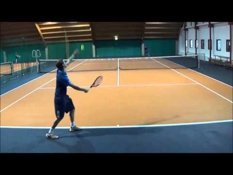 Remco Reinhard - The Netherlands, Men's Tennis - Fall 2016 - Slamstox Scholarships