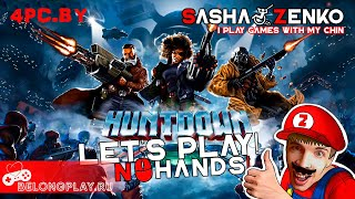 HUNTDOWN Gameplay (Chin & Mouse Only)