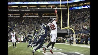 Atlanta Falcons Highlights Vs. Seahawks 2017 | NFL Week 11 Highlights | #RiseUp