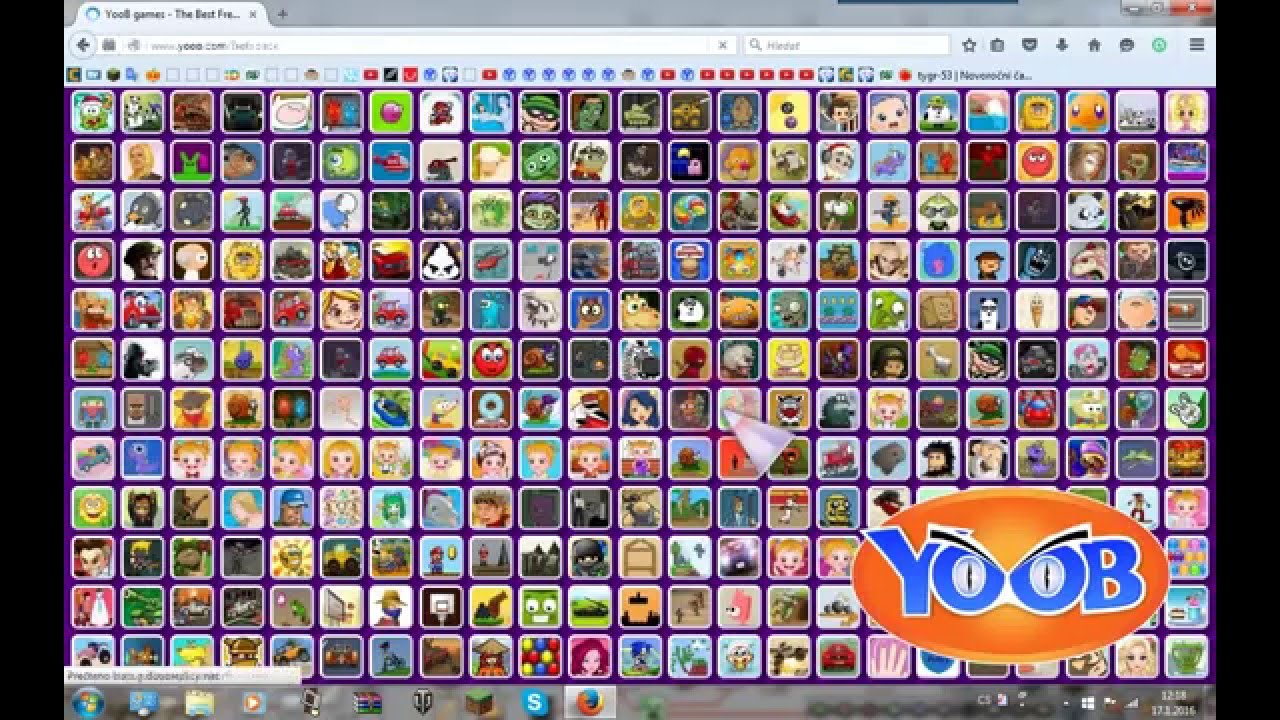 karafak yoob friv hry z internetu youtube