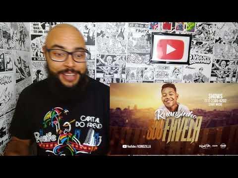 Ruanzinho feat Dany Bala - Sou Favela kondzillacom - React