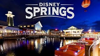 Music & Sights Disney Springs at Night, Orlando Florida Vacation(Join Tracey for the Music & Sights of Disney Springs at Night Orlando Florida February 2016 . This is a whole new Disney are that was once nightclub on ..., 2016-02-10T18:12:45.000Z)