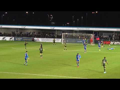 Solihull Hartlepool Goals And Highlights