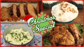 Top 7 Christmas Special Recipes | Christmas Eve Treat | Get Curried