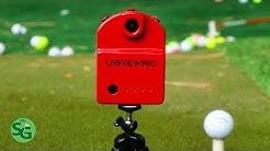 Review of the Live View PRO Golf Swing Camera and Analyzer! How to Video Your Golf Swing