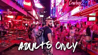 Bangkok's Red Light Area | Bangkok Nightlife 2019 | Soi Cowboy & Nana Plaza