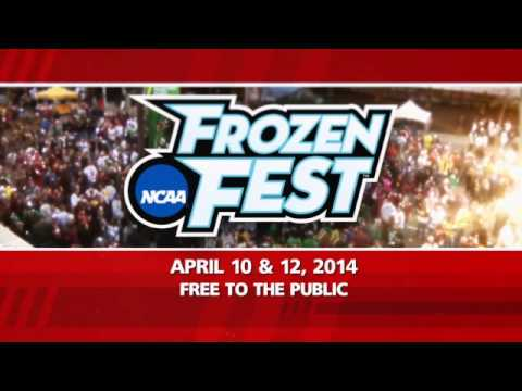 Frozen Four 2014 comes to PHL