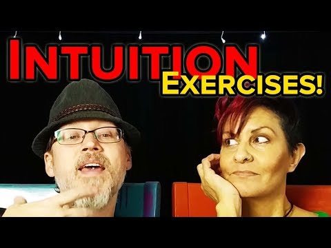 Developing Intuition Exercises For Honing Psychic Ability