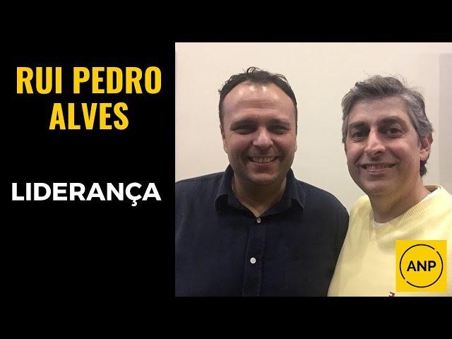 #37 Rui Pedro Alves com conselhos sobre EMPREENDEDORISMO e LIDERANÇA