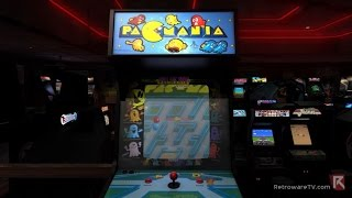 Pac-Mania (Arcade, 1987) - Video Game Years History