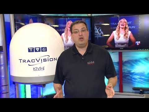 KVH Overview of TracVision® Satellite TV Systems