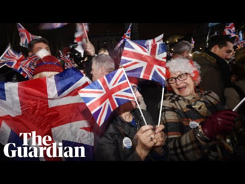Brexit Day: how the night unfolded as the UK left the EU