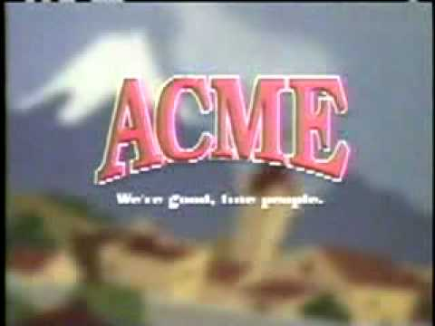 Acme Production Theme Video