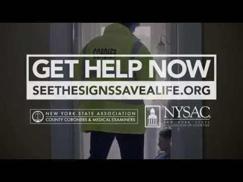 Online >> PSA from Counties and Coroners Urges New Yorkers