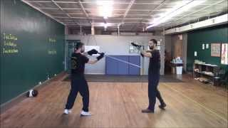 Krumphau, Hands and Flats: Longsword Lesson 5