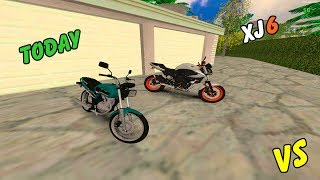 GTA SA :  - VIDA REAL | DESAFIO DA INTERESSEIRA TODAY VS XJ6