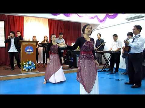 Lebih Dalam Kumenyembah (Ibadahraya 23Sept2012) - SIB Cheras Awana (Dkn Dominnoe)
