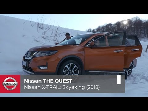 Nissan THE QUEST X-OVER SPORTS â?? Skyaking (2018)