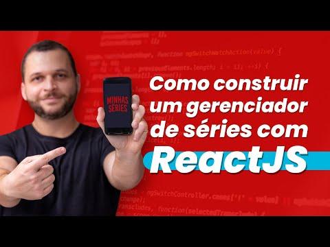 Construindo um App para gerenciar suas séries com ReactJS - Parte 01 de YouTube · Duração:  22 minutos 29 segundos
