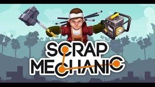 Scrap Mechanic Обучение