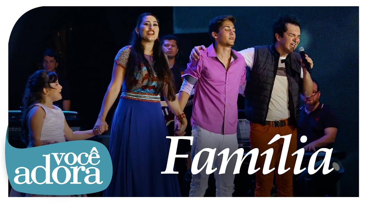 Regis Danese Família (DVD 10 Anos) Vídeo Oficial YouTube