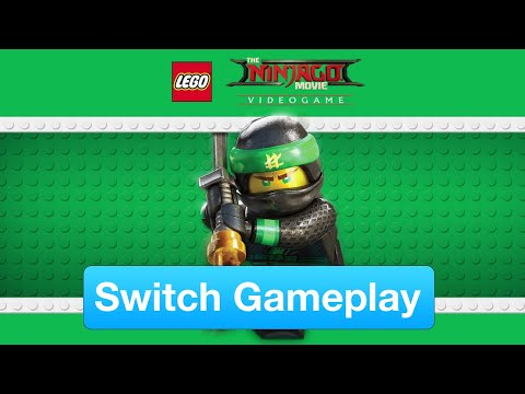 LEGO NINJAGO Movie Video Game | Level 1 on Nintendo Switch