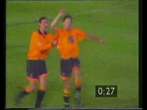Danny Baker's Freak Football - Early Goals compilation