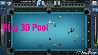 3D Pool | online play pool | how to playing pool | 2D pool | Best Shot Of Pool