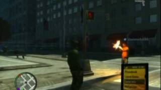 GTA IV - Friendly fire and Spawn outside area glitch