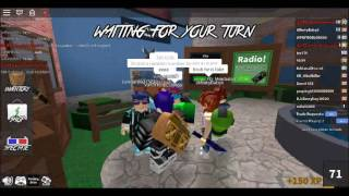 Guest 666 (The Devil Number) Roblox ( I met Guest 666)