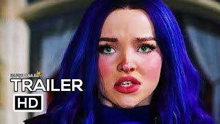 DESCENDANTS 3 Official Trailer (2019) Disney, Fantasy Movie HD