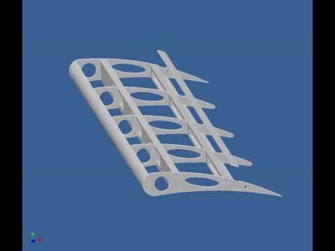 Roger S Glider Wing Design Youtube