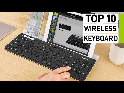 Top 10 Best Wireless Keyboards For Productivity