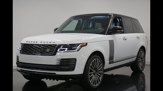 2018 Range Rover Autobiography - Walkaround in 4k