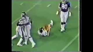 Lawrence Taylor vs Terry Bradshaw