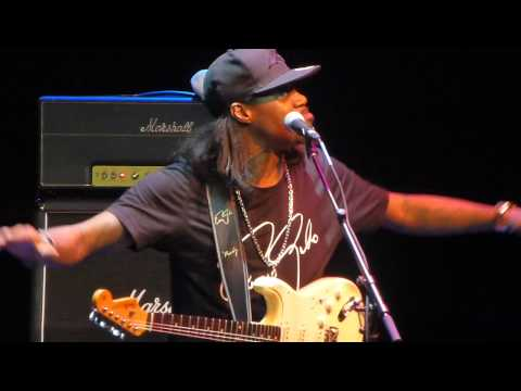 Eric Gales Band with Beth Hart on the Keeping the Blues Alive Cruise 2017